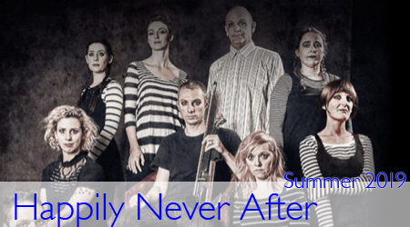 Jenny Rowe in Happily Never After